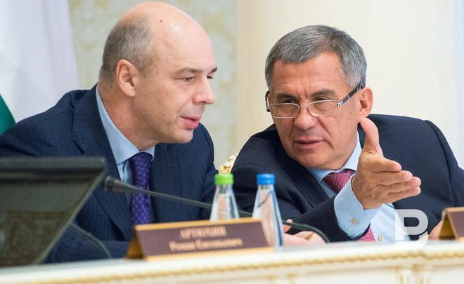 About how Anton Siluanov and Rustam Minnikhanov protect self-employed from tax inspections
