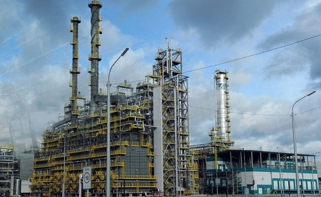 Russian energy majors focus on petrochemicals