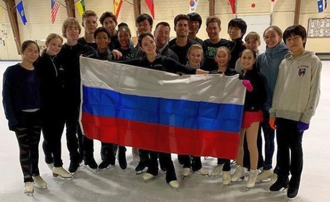 New national team for Evgenia Medvedeva?