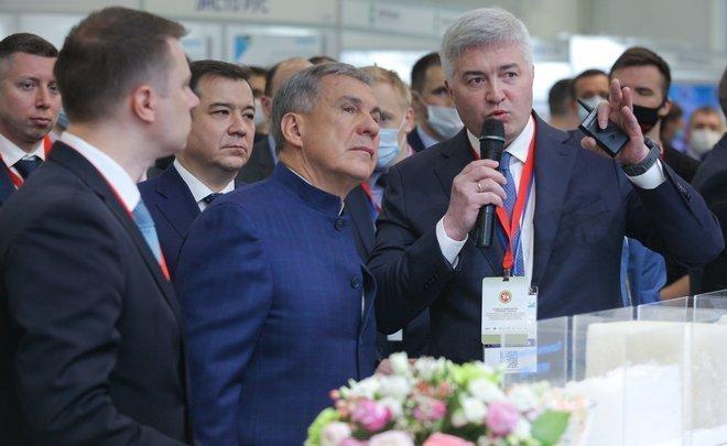 Nizhnekamskneftekhim awarded a diploma for energy-efficient developments