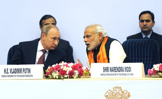 India creates special economic unit to assist Russian businesses