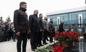 Fifth anniversary of tragedy in the sky above Kazan: homage in memory of plane catastrophe victims