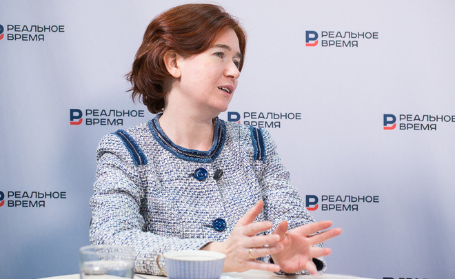 Natalia Orlova on stagnation in the economy: 'A balance we see now is the best of a bad lot'