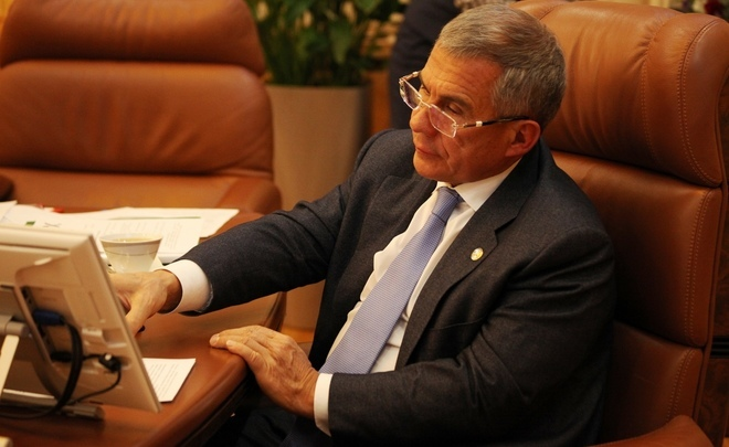 Rustam Minnikhanov: ''We can inform the Turkish government about our needs by ourselves''