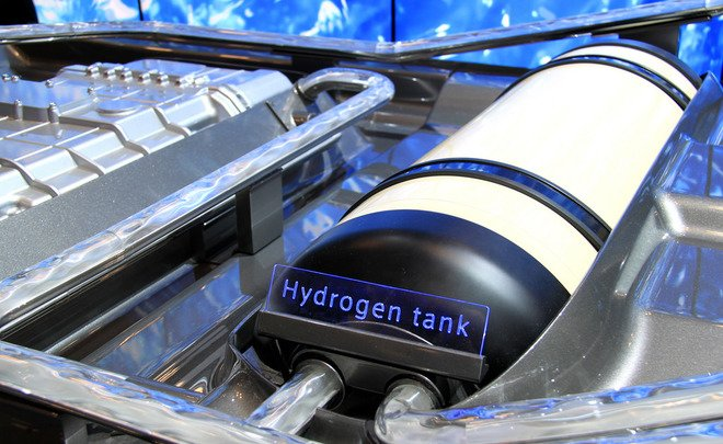 Gazprom seeking to create hydrogen market in Europe