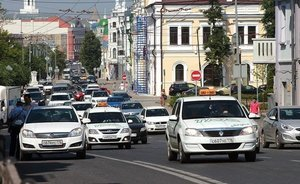 Taxi drivers of Tatarstan urged to become self-employed, but they do not see benefit in this