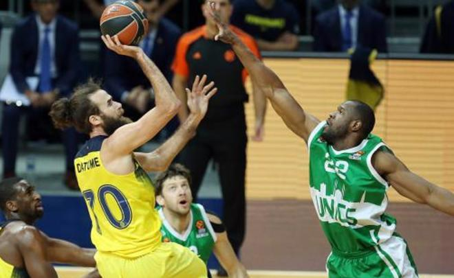 Lifted curse! UNICS wins first victory in Euroleague against favourites in Istanbul