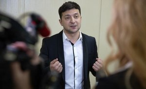 ''The update request is dominating, Zelensky's result comes from here'': how comedian outrans Poroshenko