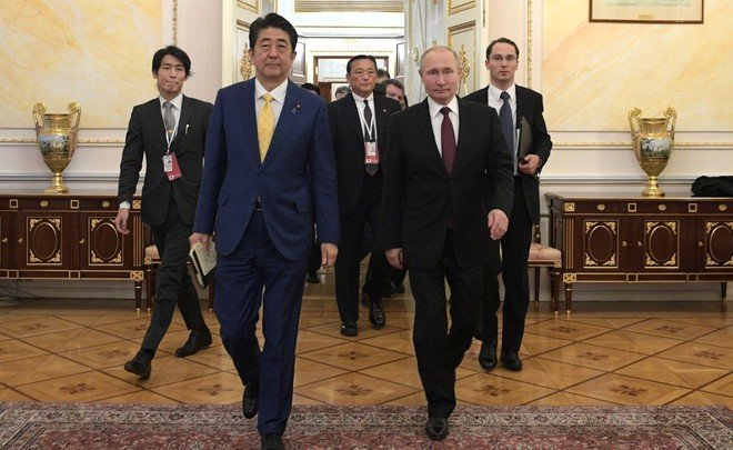 ''Handing over the Kuril Islands is hara-kiri for Putin''
