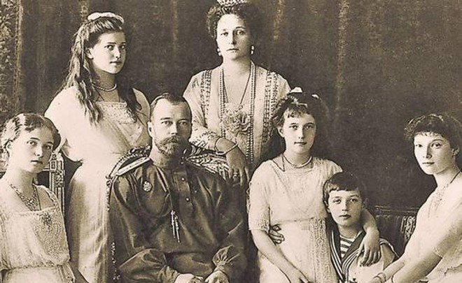''The Bolsheviks were simply shy of telling the truth about the execution of the Romanovs''