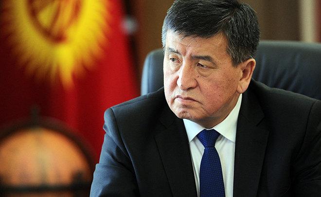 President Nazarbayev congratulates Kyrgyz president-elect