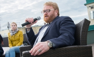 Vitaly Milonov: 'The way people live in Ukraine now – the dictate of oligarchs'
