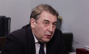 Andrey Nechayev: ''Sanctions against Russia are quite soft''