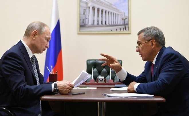 Putin's gifts for Tatarstan: who has a chance to get tax incentives