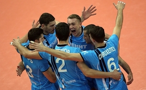 Zenit-Kazan: without losses in the new year