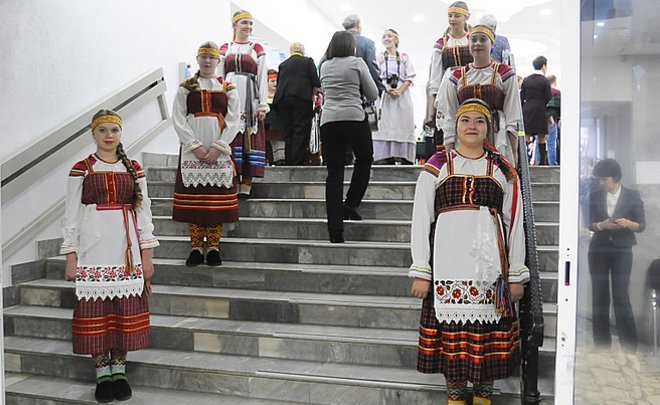 Vitaly Milonov: ''It is necessary to introduce at schools the second language — of Finno-Ugric peoples''