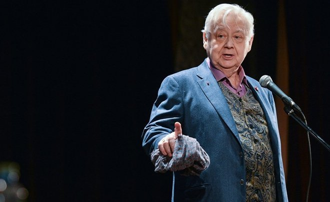 Tabakov passes away: ''Titans leave. Who will come instead?''
