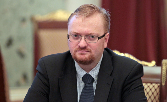 Vitaly Milonov: 'We should avoid the concept 'a titular nation' in Tatarstan, as well as in other national republics'