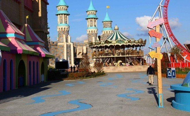 Gift from Istanbul. Turkish $650-million Disneyland to appear near Kazan