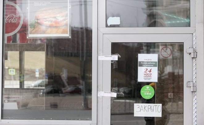 One in four businesses don't open in Tatarstan after lockdown
