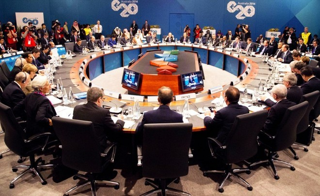 Merkel sees options for G20 solution on climate policy
