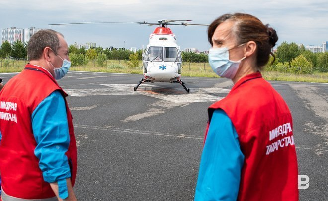 Heavenly ambulance: Tatarstan air ambulance to augment flights and fleet