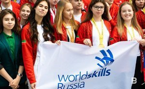 "Rustam Minnikhanov: ""It is our third victory in the 7-year history of WorldSkills movement in Russia"""