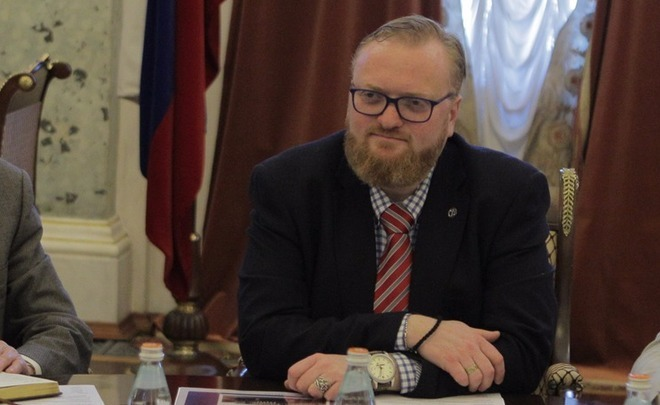 Vitaly Milonov: ''Masons are not as cute and picturesque as they are described''