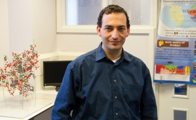 Eran Elhaik: ''I want to show how our DNA travelled over time until ending up in our cells''