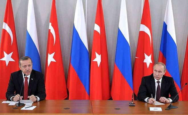 Russian-Turkish food embargo disadvantageous to both sides