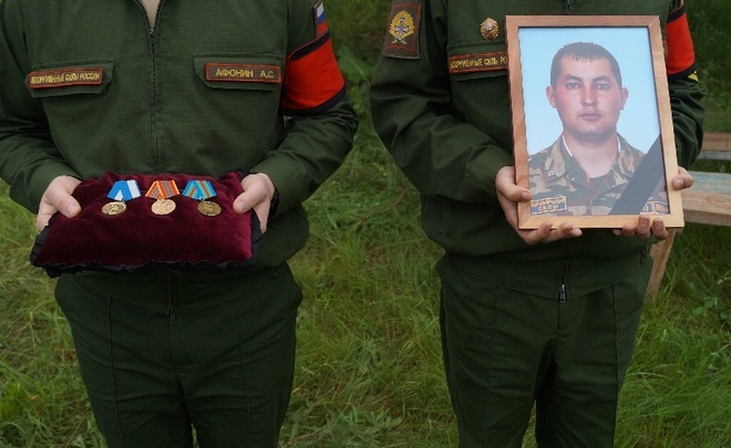 Kazan captain's feat in Syria: ''He was alone against 200 ISIS fighters and gave battle''