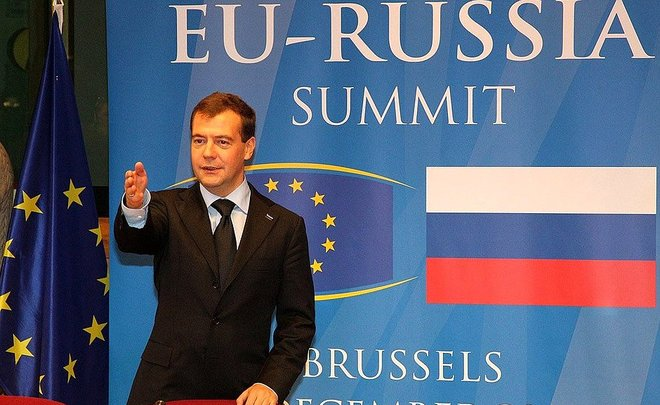 Return to free trade between EU and Russia to benefit both sides