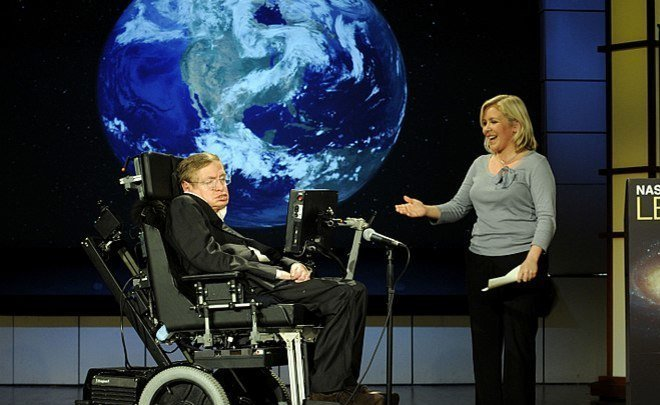 Stephen Hawking: from Newton's department to Einstein's rostrum