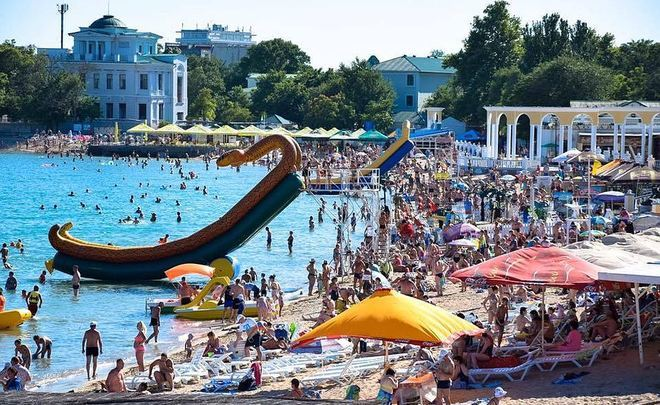 ''The introduction of resort fee in Crimea only strengthens the opinion that the next season is ''no good''