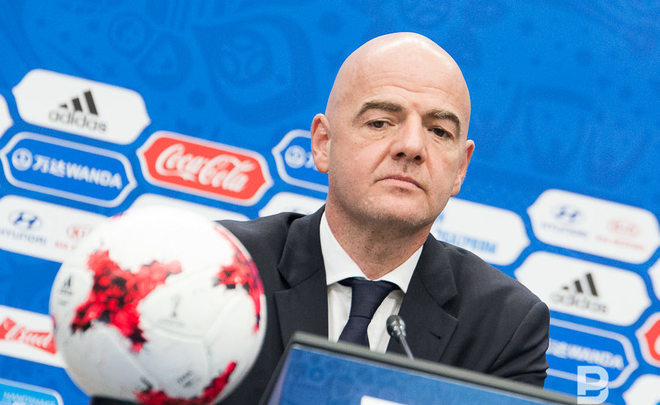 India and Nicaragua about to come: why Infantino makes a revolution in world football