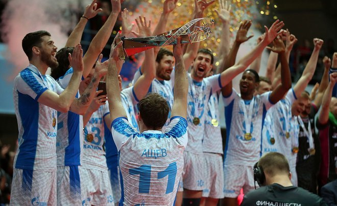 Champions for life: Zenit-Kazan becomes most decorated club of Russia