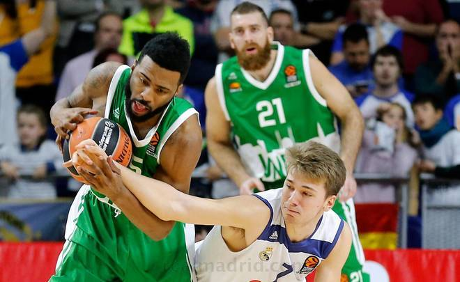 Not Langford's day: UNICS expectedly loses in Madrid