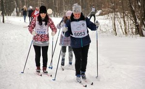 Ski run for citizens of Kazan
