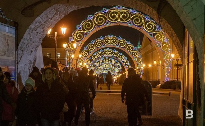 There is nowhere to accommodate a group of 30-40 people in Kazan during New Year vacation