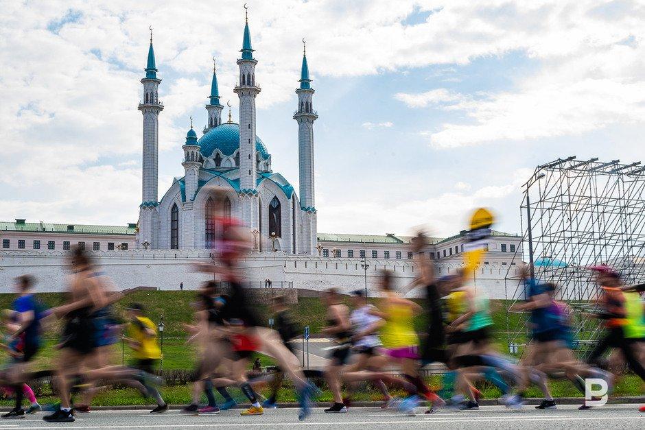 2019 Kazan Marathon: 25K participants and 2,5m rubles for ...