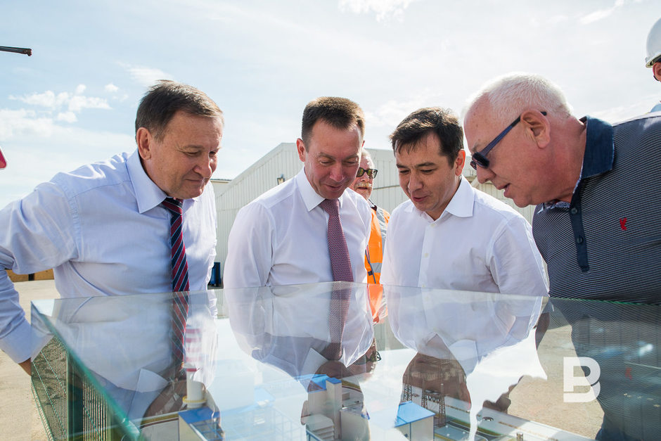Modernisation of CHP Plant 3 will allow to reduce the deficit of energy capacity in the Kazan energy district