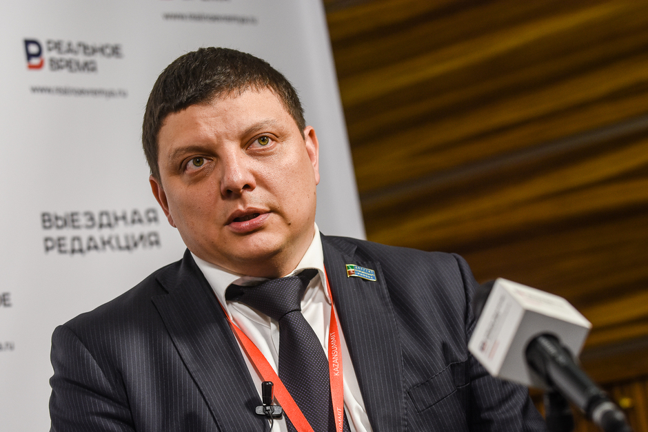 Tatarstan Export Corporation Director General Airat Nazmeyev