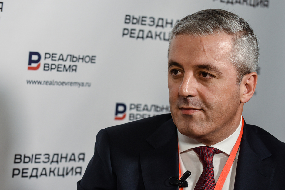 Prime Minister of the Republic of Ingushetia Ruslan Gagiev